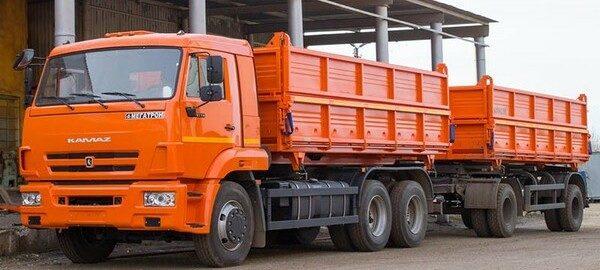 Перевозка инертных грузов